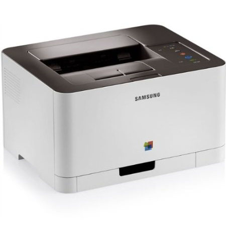 Samsung CLP-368W printer