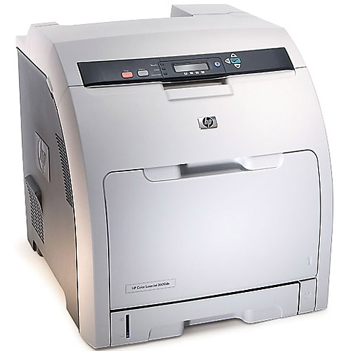 HP Color LaserJet 3600n printer