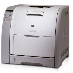 HP Color LaserJet 3700dn printer