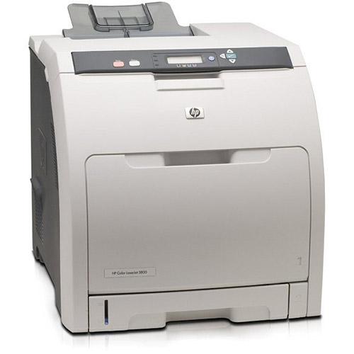 HP Color LaserJet 3800dn printer