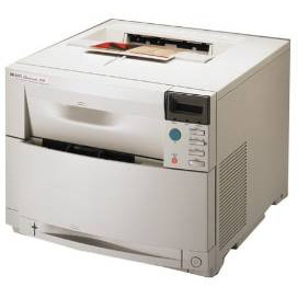HP Color LaserJet 4550n printer