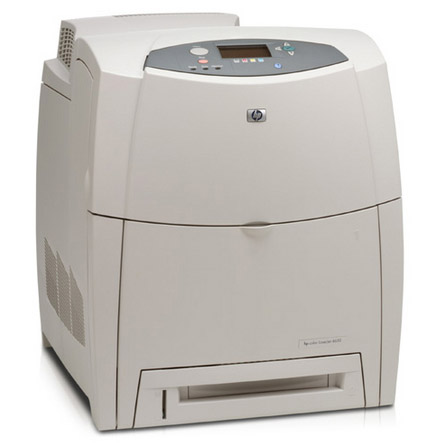 HP Color LaserJet 4600dtn printer