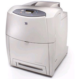 HP Color LaserJet 4650dtn printer