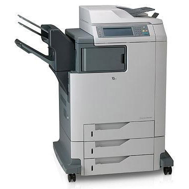 HP Color LaserJet 4730xmmfp printer