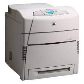 HP Color LaserJet 5500dtn printer