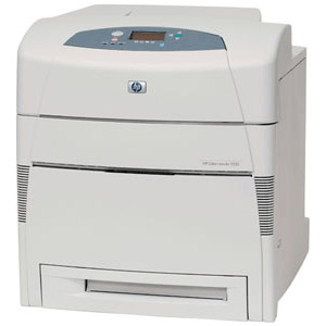 HP Color LaserJet 5550 printer