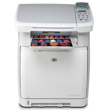 HP Color LaserJet CM1015 MFP printer