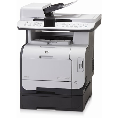 HP Color LaserJet CM2320n printer