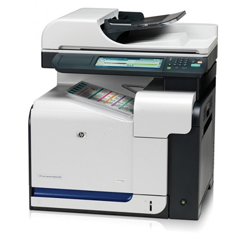 HP Color LaserJet CM3530fs printer