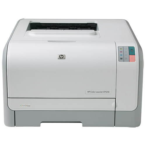 HP Color LaserJet CP1215n printer