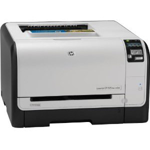 HP Color LaserJet CP1525nw printer