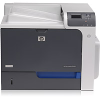 HP Color LaserJet CP4525dn printer