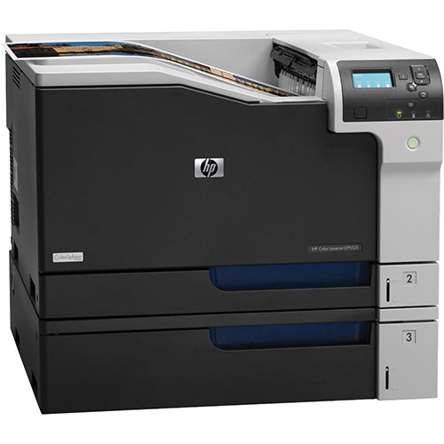 HP Color LaserJet Enterprise CP5525dn printer
