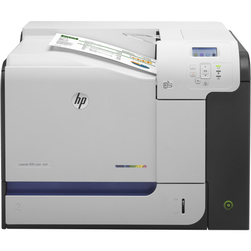 HP Color LaserJet Enterprise M551 printer