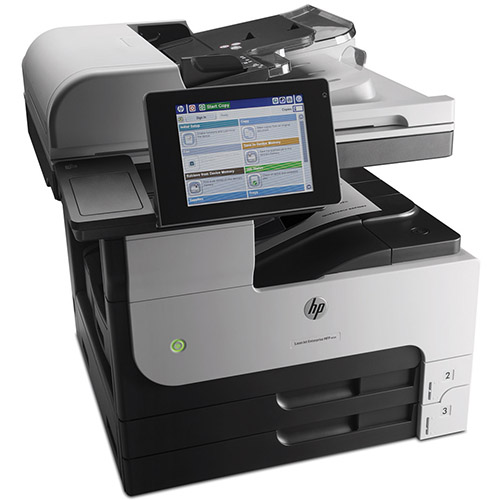 HP Color LaserJet Enterprise M775f printer