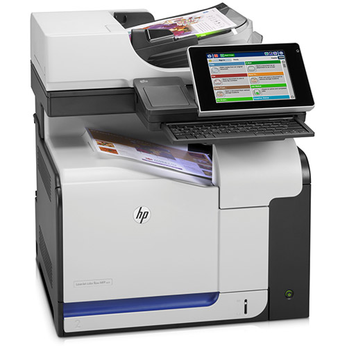 HP Color LaserJet Enterprise MF M575c printer