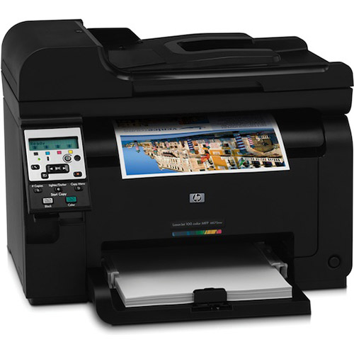 HP Color LaserJet Pro 100 MFP M175a printer