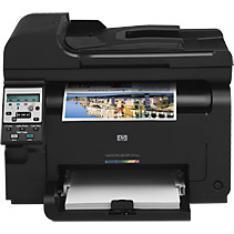 HP Color LaserJet Pro 100 MFP M175nw printer