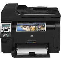 HP Color LaserJet Pro 100 MFP M175nw printer