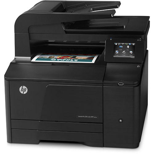 HP Color LaserJet Pro 200 M276nw printer
