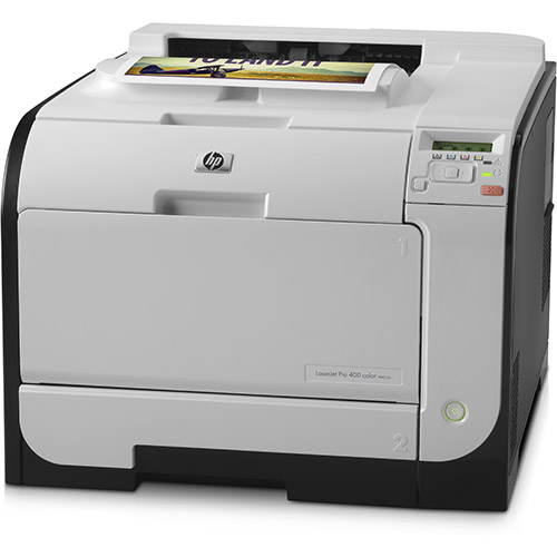 HP Color LaserJet Pro 400 M451nw printer
