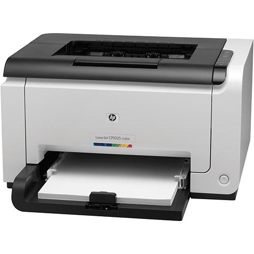 HP Color LaserJet Pro CP1025nw printer