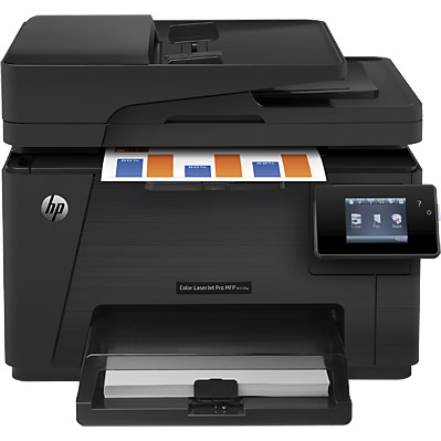 HP Color LaserJet Pro MFP M177 printer