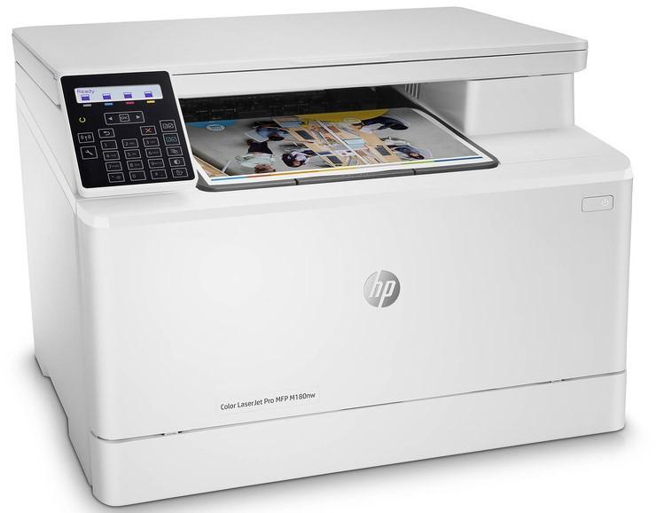 HP Color LaserJet Pro MFP M180nw printer