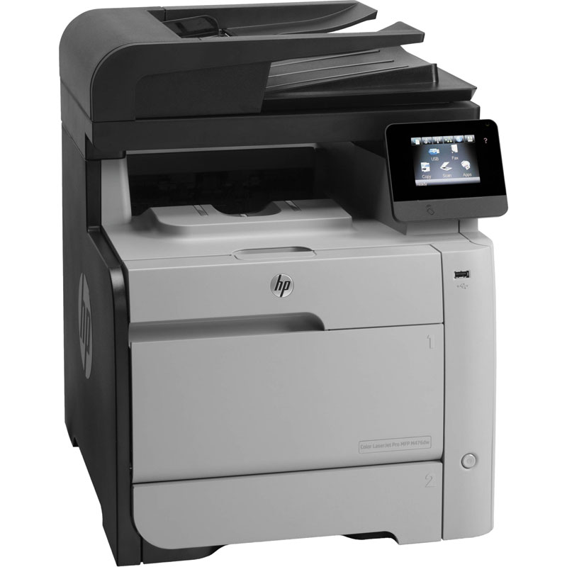 HP Color LaserJet Pro MFP M476dn printer