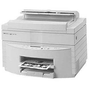 HP ColorCopier 210lx printer