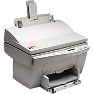 HP ColorCopier 260 printer