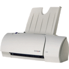 Lexmark ColorJet-5000 printer