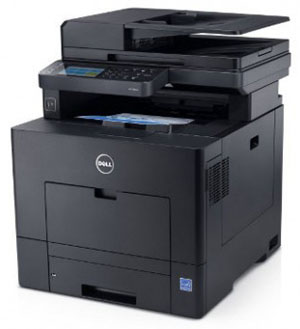 Dell 5120cdn printer