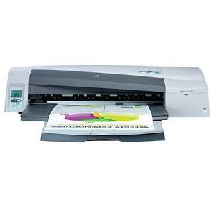 HP DesignJet 110plus printer