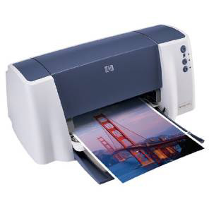 HP DeskJet 3822 printer