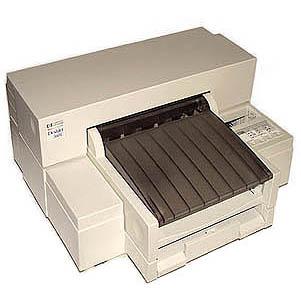 HP DeskJet 550 printer