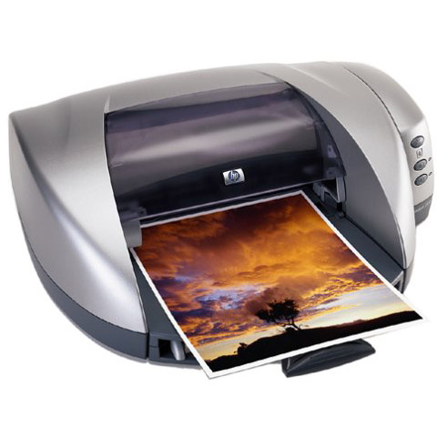 HP DeskJet 5550w printer