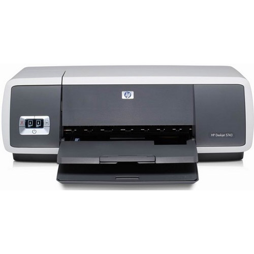 HP DeskJet 5743 printer
