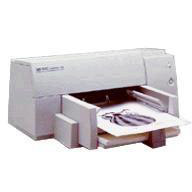 HP DeskJet 600c printer