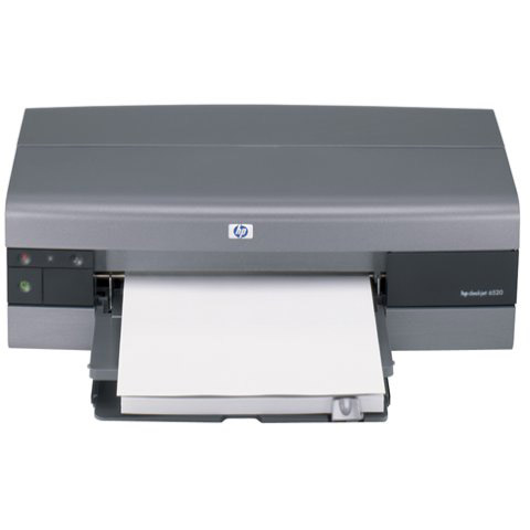 HP DeskJet 6520xi printer