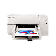 HP DeskJet 672c printer