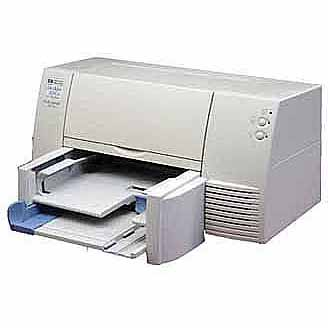 HP DeskJet 855csi printer
