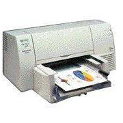 HP DeskJet 890cm printer