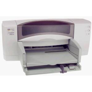 HP DeskJet 895cse printer