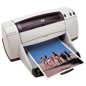 HP DeskJet 940c printer