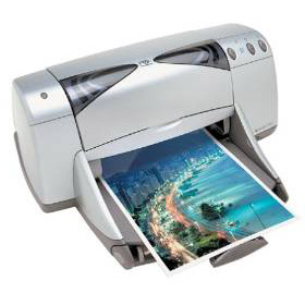 HP DeskJet 995c printer
