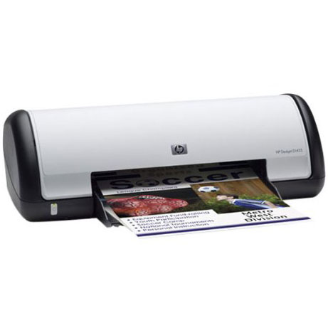 HP DeskJet D1468 printer