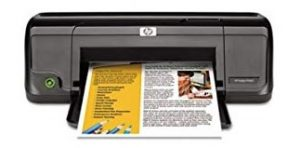 HP DeskJet D1620 printer