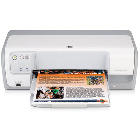 HP DeskJet D4368 printer