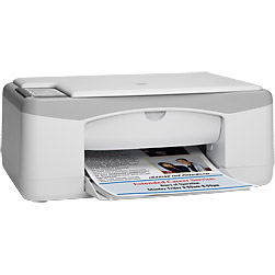 HP DeskJet F2187 printer